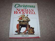 NORMAN ROCKWELL (CHRISTMAS WITH) JOHN KIRK (HARDCOVER) 1993