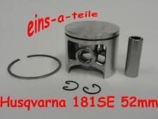 Kolben passend für Husqvarna 181 SE 52mm NEU Top Qualität