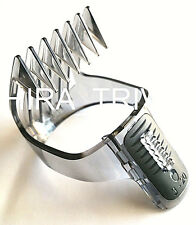Philips Norelco Multigroom Hair Comb 3-20 mm Extra Wide Series 3100 5100 7500