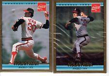 2 - 1992 Donruss Coca-Cola MLB PROMO CARD PACKS - FACTORY SEALED