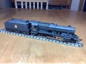 Hornby Dublo 3 Rail LT25 BR 2-8-0 8F Class Loco 48153 serviced & Remaged
