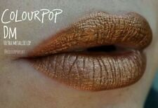 ColourPop Ultra Metallic Lip liquid Lipstick in DM Colour Pop BNIB.