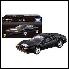 TOMICA PREMIUM ORIGINAL Ferrari 512 BB 1/61 TOMY DIECAST CAR NEW 2020 BLACK