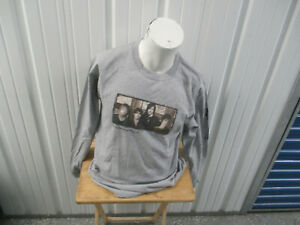 VINTAGE ANVIL ALL AMERICAN REJECTS TOUR DATES 2007 LARGE LONG SLEEVE T-SHIRT
