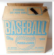 1984 Donruss Baseball Complete Your Set U-Pick #'s 1 - 132  NMMT - MINT