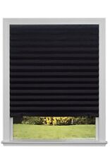 Redi Shade 36 x 72 in Cordless Window Blinds - Black - 3 Pack