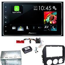 Pioneer SPH-DA120 CarPlay Bluetooth AppRadio Einbauset für Mazda MX-5 NC