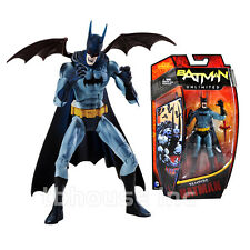VAMPIRE BATMAN figure RED RAIN dracula DC UNLIMITED infinite crisis ELSEWORLDS