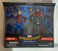 Marvel legends ML Spider-man Homecoming Iron Man Sentry 2 Pack