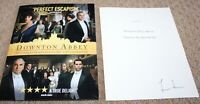 Downton Abbey John Lunn HAND SIGNED AUTOGRAPHED SHEET MUSIC FYC promo