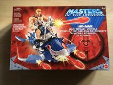 Masters Of The Universe He-Man War Whale Vehicle BNIB