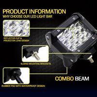 """5"""" 72W LED Work Light Bar Flood Spot Combo Driving Lamp Car Truck Offroad Light"""