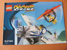 LEGO 6735 @@ NOTICE / INSTRUCTIONS BOOKLET / BAUANLEITUNG