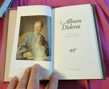 album pléiade N°43 - Diderot - 2004 -
