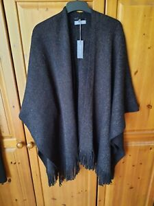 ladies poncho cape wrap shawl