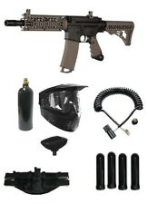 NEW Tippmann TMC Tactical Magfed Paintball Gun Magazine Fed Combo Package Remote