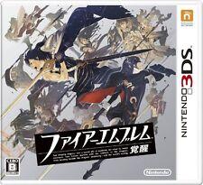 Nintendo 3DS Fire Emblem Awakening Kakusei Nintendo Japan Import Video Game DS