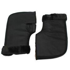 2019 Waterproof Motorcycle Handlebar Bar Winter Warm Muffs Thermal Cover Gloves