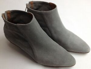 Russell & Bromley - Aquatalia - Vero Vuoio - Light Grey Boots size uk 6