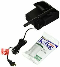 4 Packs Whisper Power Filter 10 Gallons Quiet 3-Stage aquarium Filtration