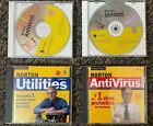 Norton Utilities versions 4 and 6 and Norton AntiVirus versions 5 and 7 for Mac