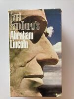 "Carl Sandburg's ""Abraham Lincoln"" ~ 3 Paperback Books Box Set ~ Volumes 1, 2, 3"