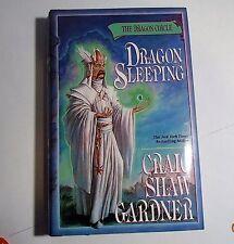 Dragon Sleeping by Craig Shaw Gardner (1994, HC/DJ) 1st Edition