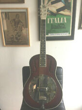 National Guitare M1 1992 Rare Dobro Résonateur