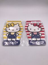"Sanrio: Hello Kitty ""Meet The 2 Ribbons"" Set of 2 Notepads (Tsb)"