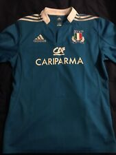Italy Rugby Jersey Large Adidas
