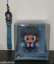 Pokemon Center Dot figure strap Cheren