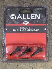 Allen Thrasher Small Game Point 100Gr 3 Pack Black