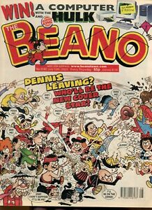Beano comic Issue 3182
