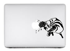 One punch man decal Saitama sticker Macbook decal Laptop sticker Car decal