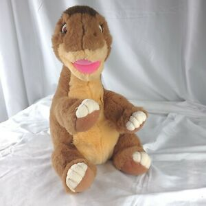"18"" Little Foot Plush from The Land Before Time by GUND"