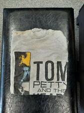 TOM PETTY AND THE HEARTBREAKERS Vintage Original 1985 Tour Raglan Shirt Size M