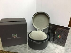 Tag Heuer Watch Box and Kit For Men's