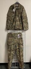 US ARMY Multicam SCORPION FR Army Uniform Set Jacket/Trousers Large Long New