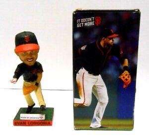 San Francisco SF Giants MLB Baseball Evan Longoria Bobblehead 4/6 2019 SGA READ