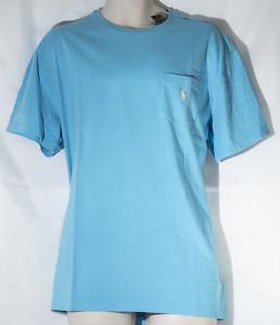 Polo Ralph Lauren Men's Margie Blue Pocket T-Shirt Size XL, NWT