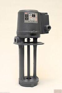 "1/8 HP Machinery Coolant Pump, 220V/440V, 3PH, Shaft 7"" (180mm), CE, FLAIR"