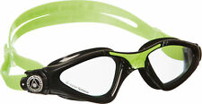 Aqua Sphere Kayenne Clear Lens Junior Swim Goggles - Black
