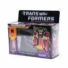 Transformers G1 Decepticon Headmaster Skullcruncher Reissue Action Figure Toy