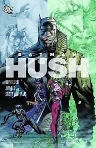 Batman Hush Complete TP by Jeph Loeb