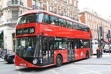 New bus for London - Borismaster LT180 6x4 Quality Bus Photo