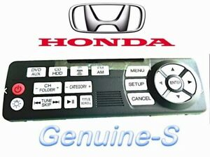 """2011- 2016 Honda Odyssey TOURING Car DVD Entertainment Remote fits 9"""" monitor"""