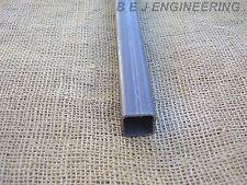 Mild Steel Box 25mm x 25mm x 2mm - 450mm lg - Square Tube