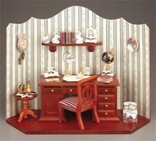 Study Room Display ~ 1/12th Scale ~ By Reutter Porzellan!!!