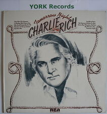CHARLIE RICH - Tomorrow Night - Excellent Condition LP Record RCA APL1-0258