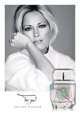 For you! by HELENE FISCHER Eau de Parfum Spray 50 ml EdP Neuware / OVP